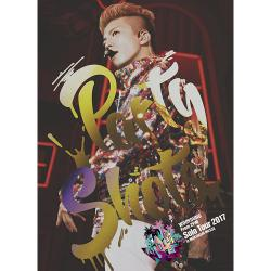 "WOOYOUNG(From 2PM) - WOOYOUNG(From 2PM) Solo Tour 2017 ""Party Shots"" in MAKUHARI MESSE[DVD]"