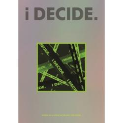 iKON - i DECIDE [3rd Mini Album/GREEN ver.]