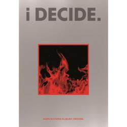 iKON - i DECIDE [3rd Mini Album/Red ver.]