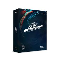 GOT7 - GOT7 2019 WORLD TOUR [KEEP SPINNING] IN SEOUL [Blu-ray]