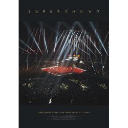 SUPER JUNIOR - SUPER JUNIOR WORLD TOUR SUPER SHOW7 in JAPAN【通常盤】【DVD2枚組】
