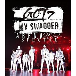 "GOT7 - GOT7 ARENA SPECIAL 2017""MY SWAGGER""in 国立代々木競技場第一体育館 [DVD]"