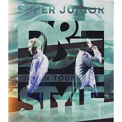 SUPER JUNIOR - D&E JAPAN TOUR 2018 ~STYLE~【初回生産限定盤】【DVD3枚組+CD)】