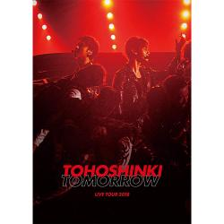 東方神起 - LIVE TOUR 2018 ~TOMORROW~(DVD3枚組)