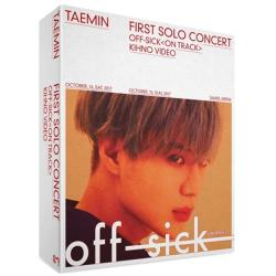 "テミン(SHINee) - TAEMIN 1st SOLO CONCERT""OFF-SICK【on track】""[Kihno Video]"