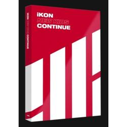 iKON - NEW KIDS : CONTINUE [Mini Album/Red ver.]