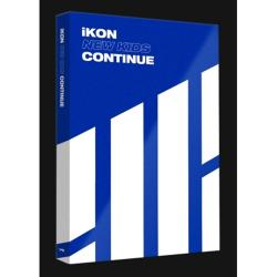 iKON - NEW KIDS : CONTINUE [Mini Album/Blue ver.]
