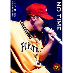 "Jun.K(From 2PM) - Jun.K(From 2PM) Solo Tour 2018 ""NO TIME""【初回生産限定盤】【DVD2枚組】"