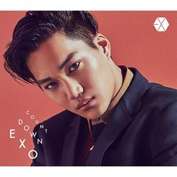 EXO - COUNTDOWN [CD](KAI Ver.)【初回生産限定盤】