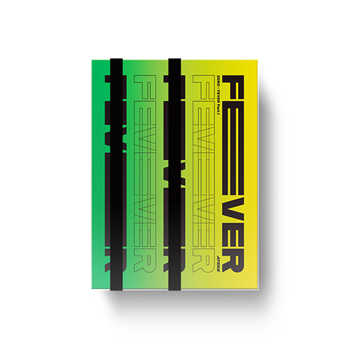 ATEEZ - ZERO : FEVER PART.1 [5th Mini Album/THANXX Ver.]