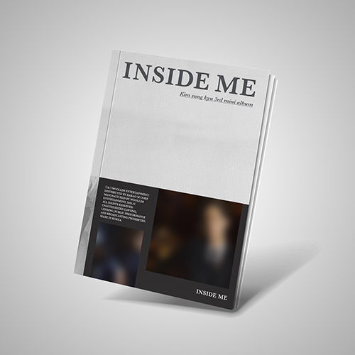 キム・ソンギュ(INFINITE) - INSIDE ME [3rd Mini Album/B ver.]