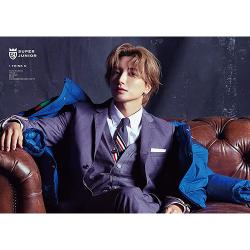 "SUPER JUNIOR - 「I THINK U」""LEETEUK Ver."" (CD+PHOTO BOOK)"