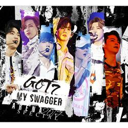 "GOT7 - GOT7 ARENA SPECIAL 2017""MY SWAGGER""in 国立代々木競技場第一体育館(初回生産限定盤)"