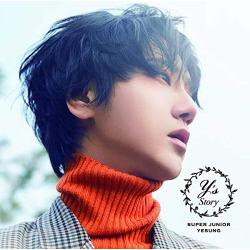 YESUNG (SUPER JUNIOR) - STORY【通常盤】