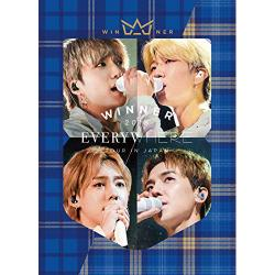 WINNER - WINNER 2018 EVERYWHERE TOUR IN JAPAN【初回生産限定版】【Blu-ray3枚+CD2枚】