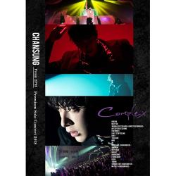 "CHANSUNG(From 2PM) - Premium Solo Concert 2018""Complex""【完全生産限定盤】【Blu-ray】"