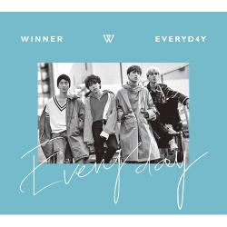 WINNER - EVERYD4Y[日本国内盤]【2CD+DVD】