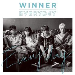 WINNER - EVERYD4Y[日本国内盤]【CD】
