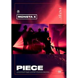 "MONSTA X -MONSTA X, JAPAN 1st LIVE TOUR 2018""PIECE""【Blu-ray】"