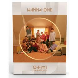 Wanna One - 0+1=1 (I PROMISE YOU) [2nd Mini Album/DAY Ver.]