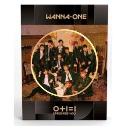 Wanna One - 0+1=1 (I PROMISE YOU) [2nd Mini Album/NIGHT Ver.]