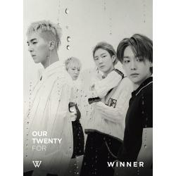 WINNER - OUR TWENTY FOR 【CD+2DVD】