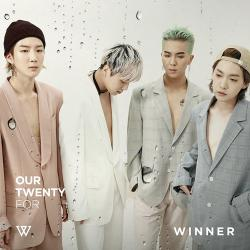 WINNER - OUR TWENTY FOR 【CD】