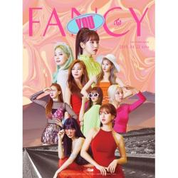 TWICE - FANCY YOU [7th Mini Album/A Ver. or B Ver. or C Ver. ランダム配送]
