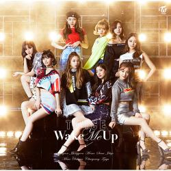 TWICE - Wake Me Up 【通常盤】