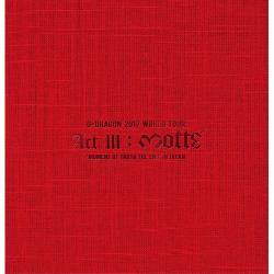 G-DRAGON(from BIGBANG) - G-DRAGON 2017 WORLD TOUR 【ACT III, M.O.T.T.E】 IN JAPAN(スマプラ対応)(初回生産限定盤)DVD+CD
