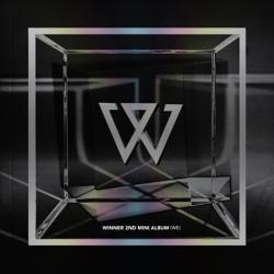 WINNER - WE [2nd Mini Album/BLACK Ver.]