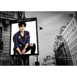 JAEJOONG -Photo People in Paris vol.02