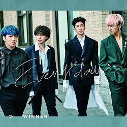 WINNER - EVERYD4Y[KR EDITION](DVD付)