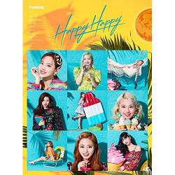 TWICE - HAPPY HAPPY【初回限定盤B】【CD+DVD】