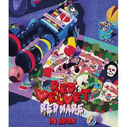 "Red Velvet - Red Velvet 2nd Concert ""REDMARE"" in JAPAN (Blu-ray Disc)"