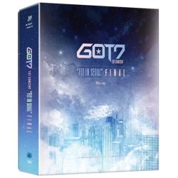 GOT7 - 1st CONCERT FLY IN SEOUL FINAL [Blu-ray]