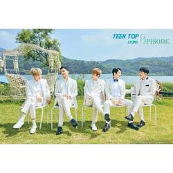 TEENTOP - TEENTOP STORY : 8PISODE [8th Mini Album Repackage]