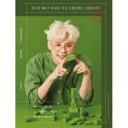 XIA(ジュンス) - 2019 WAY BACK XIA ENCORE CONCERT DVD(3DISC)