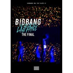 BIGBANG - BIGBANG JAPAN DOME TOUR 2017 - LAST DANCE- : THE FINAL【通常盤】【DVD2枚組】