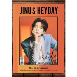 キム・ジヌ(WINNER) - JINU'S HEYDAY [1st Single Album / Aver. ]