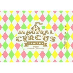 "EXO-CBX(チェンベクシ) - EXO-CBX ""MAGICAL CIRCUS"" 2019 -Special Edition-【DVD2枚組】【初回生産限定盤】"