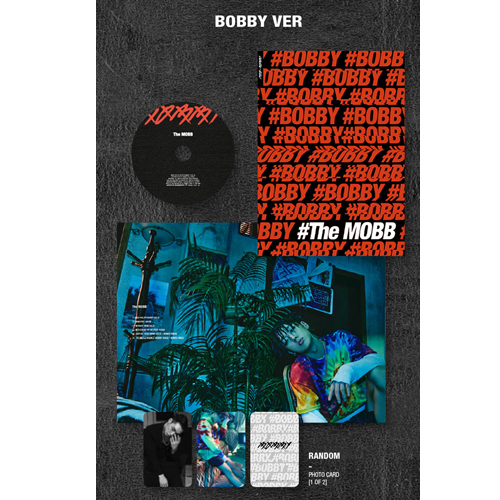 MOBB - The MOBB [DEBUT MINI ALBUM]