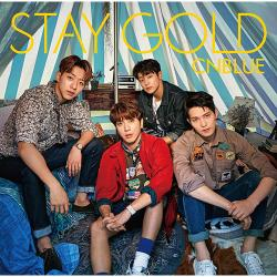CNBLUE - STAY GOLD【初回限定盤B】