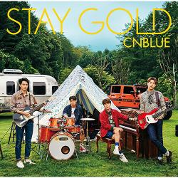 CNBLUE - STAY GOLD(通常盤)