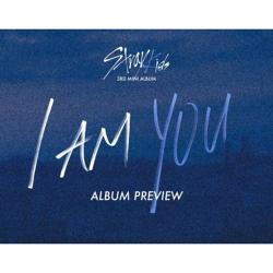 Stray Kids - I am YOU [3rd Mini Album/I am Ver. or YOU Ver.ランダム]