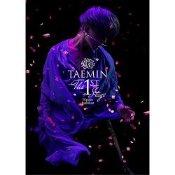 TAEMIN THE 1st STAGE 日本武道館(通常盤)[DVD]