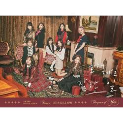 TWICE - The Year of Yes [3rd Special Album/A Ver. or B Ver. ランダム配送]