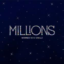 WINNER - MILLIONS [Single Album/WHITE LIGHT Ver.]