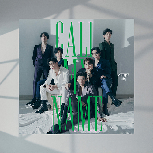 GOT7 - Call My Name [Mini Album/Aver/Bver/Cver/Dverランダム発送]