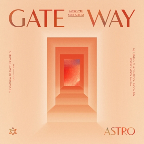 ASTRO - GATEWAY[7th Mini Album/TIME TRAVELER Ver]